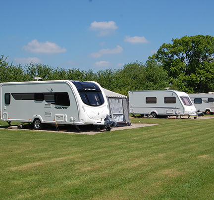 Fox Hill Park touring caravan and camping site in the heart of North Yorkshire