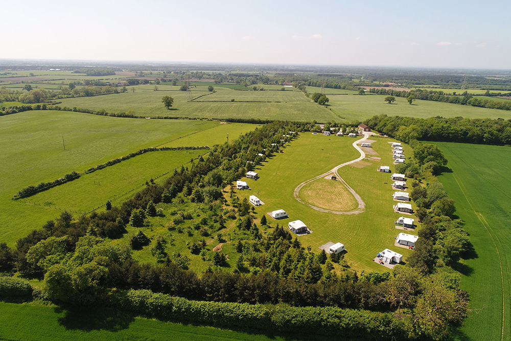 Foxhill Park Camping North Yorkshire